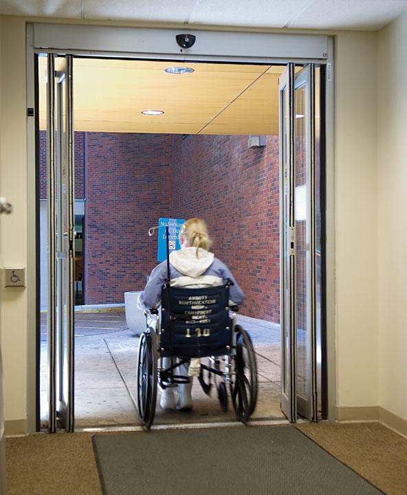 Ada Compliant Handicapped Access Door Installtion Service